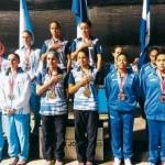 Atletismo y Natación le dan 6 oros más a Honduras