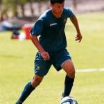 Brayan Figueroa se inspira viendo a Dani Alves