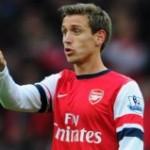 Monreal y Gervinho meten al Arsenal en la pelea europea