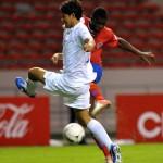 Honduras vence 1-0 a Costa Rica en final de Juegos Centroamericanos