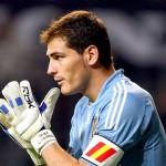 Viaje de Casillas a París alegra a sus compañeros