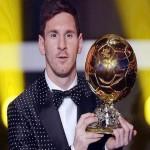 Messi, Bolt y Phelps por el Premio Laureus