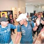 Honduras llegó por el triunfo a Panamá