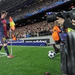 Récord de acreditaciones en Camp Nou para Barça-Bayern