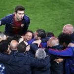 Barça a confirmar pase, PSG por una ilusión