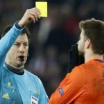 Barcelona protesta ante UEFA por arbitraje en París