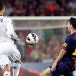 CR7 busca igualar récord de Messi en la Champions