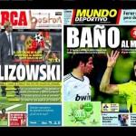 Duras críticas al Real Madrid por goleada alemana