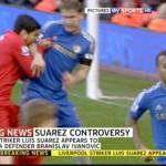 Ofrecen a Luis Suárez curso para controlar su ira