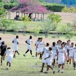 Olimpia recuperó plantel para enfrentar a Platense