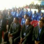 Seleccionados Sub-17 recibidos como héroes en Honduras
