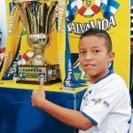 Tegucigalpa está de fiesta, se juega la final