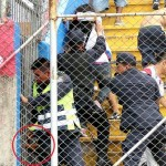 """Policía aún no encuentra el arma robada por """"Ultras"""""""