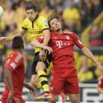 Bayern y Dortmund empatan en ensayo de final de Champions
