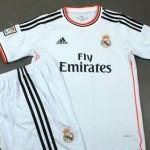 Las nuevas camisas del Real Madrid