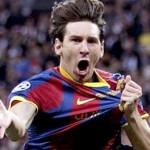 Messi al estilo Rocky