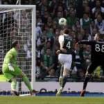 Celtic golea a Hibernian y completa doblete en Escocia