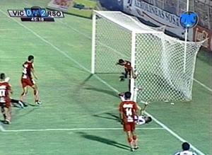 ¿ Traspaso ó no el balón la raya de gol?