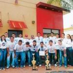 Honduras ya está en el Mundial de Brasil