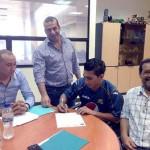 ((Audio)) Isidro Gutiérrez «Vamos a llevar a Motagua a pelear el título»