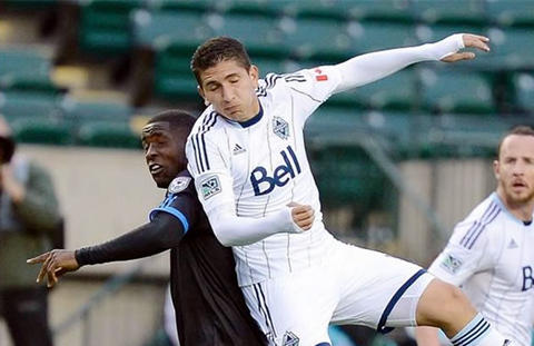 Jhony Leveron ya es titular indiscutible en Vancouver