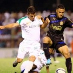 Mal arbitraje de Miguel Torres empaña semi final ida Platense y Olimpia
