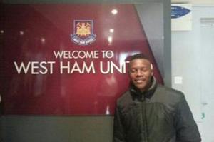 Junior Lacayo West Ham