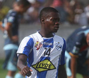 Junior Lacayo tiene gran futuro dice Héctor Vargas