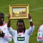 Debrecen con el Catracho Luis Ramos, Bi Campeones de Copa en Hungría