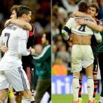 Las lágrimas del Real Madrid por la eliminación