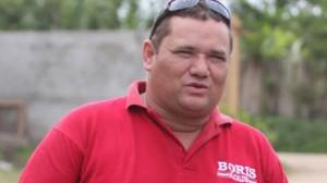 Ricardo Elenconff Presidente Real Sociedad de Tocoa