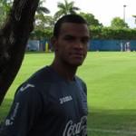 """""""Me veo celebrando un gol con la Selección"""" Rony Martínez"""