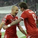 Arjen Robbe da quinta Copa al Bayern Múnich