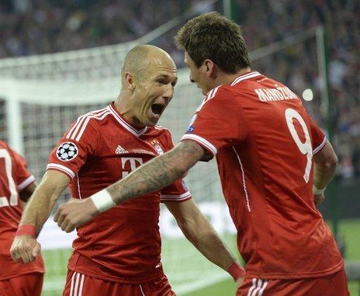 UCL Robben