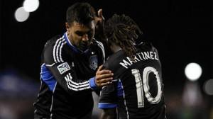 El Pery Martínezya recibe reconocimientos en la MLS