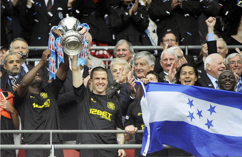 Wigan Campeon FACup 2013