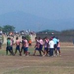Acta arbitral «Yoro FC abandonó la cancha sin causa justificada»