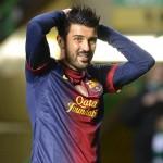 David Villa, muy cerca del Tottenham