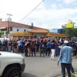 22 héridos, 2 de gravedad en marcha apoyo regreso Amado Guevara