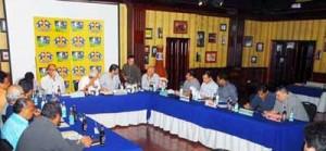 La XL Asamblea de Liga Nacional aprobará o no el Torneo de Copa (Tiempo)
