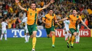 Australia ya tiene boleto para Brasil 2014