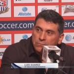 Suárez «Si no sumamos de visitantes no vamos al Mundial»