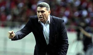 Luis Suárez no disimuló el malestar por el pobre desempeño de algunos jugadores