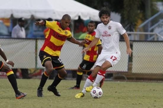 Los FT Srikers del hondureño Iván Guerrero son el peor equipo de la NASL