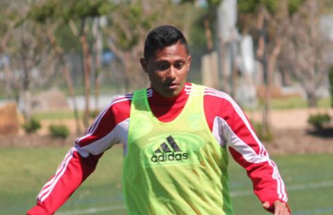 FC Dallas Ramon Nunez