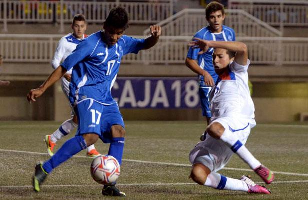 Honduras El Salvador Maryland U21