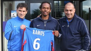 Luis Ramos jugará dos años para el  Berrichonne de Chateauroux