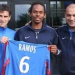«Estoy viviendo un sueño de niño» Luis Ramos