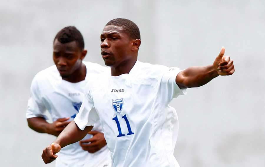 Marlon Ramirez Seleccion U21