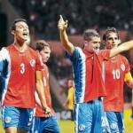 México y Costa Rica buscan la cima de la hexagonal